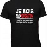 Personnaliser tes T-shirts humoristiques