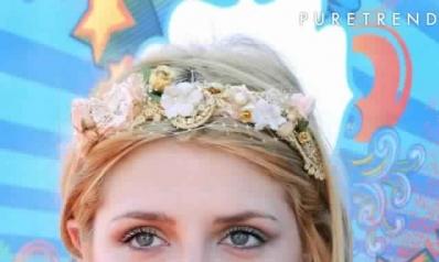 Serre-tête trône : de la fantaisie dans vos cheveux !