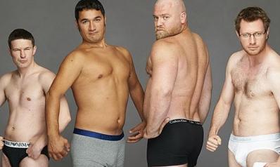 Messieurs, ne négligez pas vos sous-vêtements !