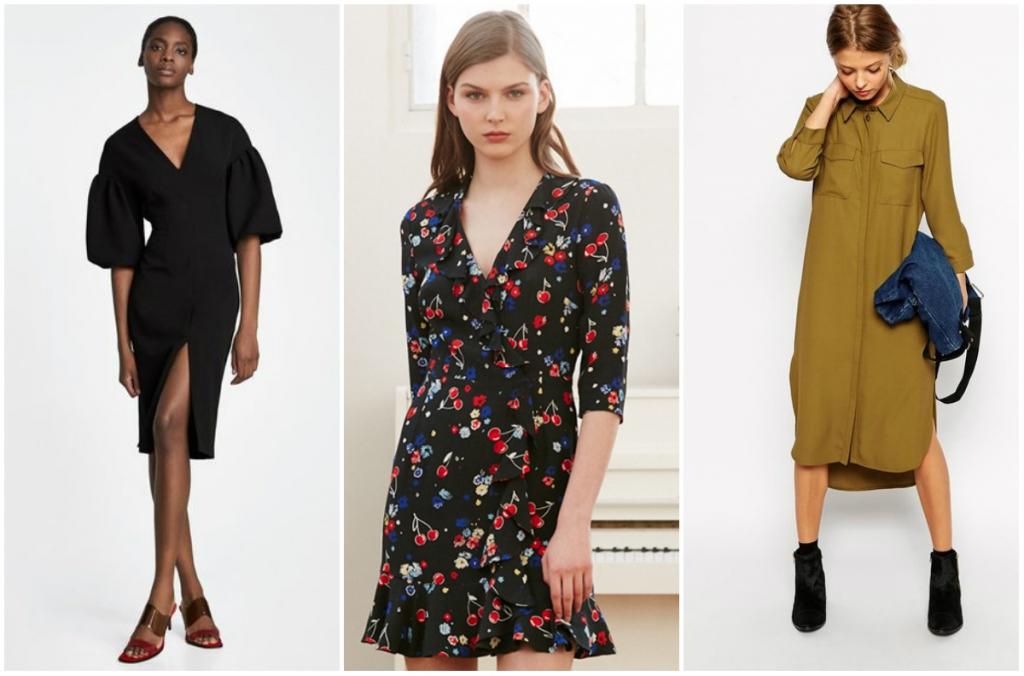 Quelles robes et jupes porter en 2018 ?
