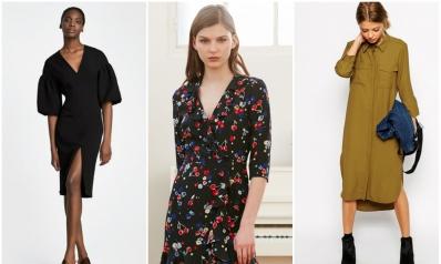 Les robes et jupes à porter en 2018
