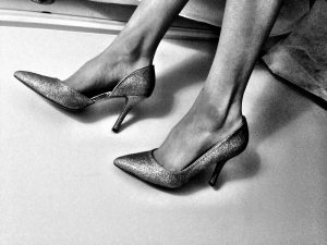 escarpins talons femme